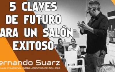 5 Claves de futuro para una peluquería exitosa.